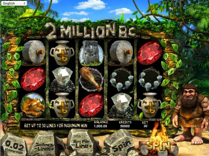 Ігровий автомат 2 million b.c